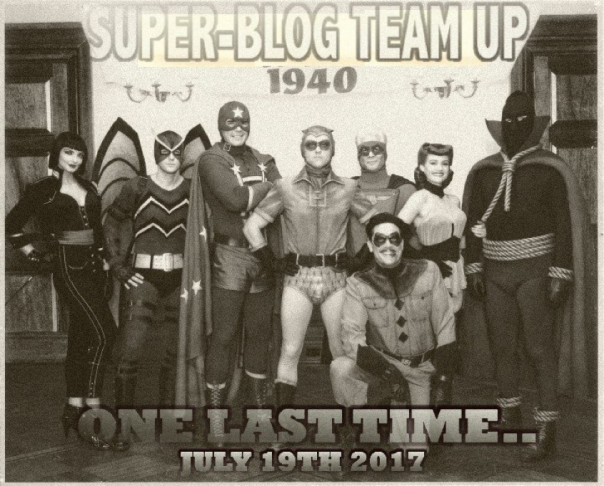 Death of Super-Blog Team-Up
