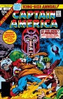 Captain America Annual #4