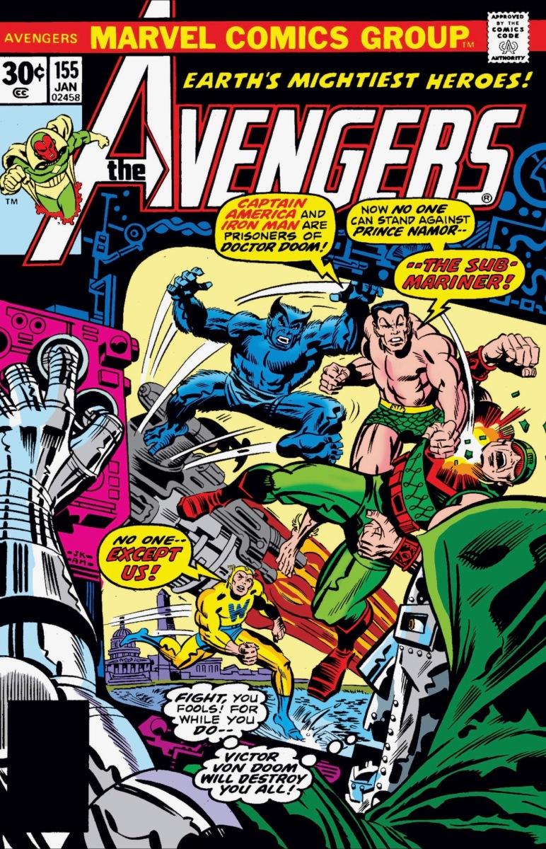 Avengers #155