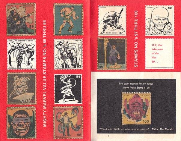 Marvel Value Stamp Longbox Graveyard